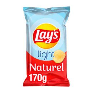 Lay's Light chips naturel 170g