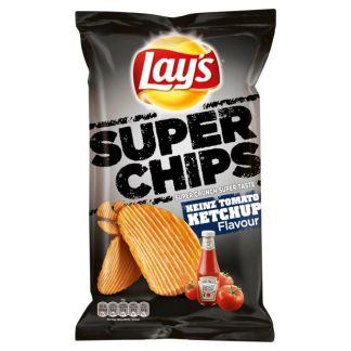 Lay's Superchips Heinz ketchup