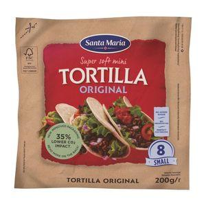 Santa Maria Tortilla wraps mini