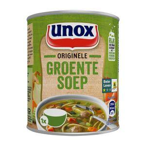 Unox Soep in blik stevige groentesoep 300ml