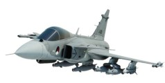 Yes: the Gripen E/F (Sea Gripen) for the Netherlands. The only option which could generate enough flying hours, numbers and budget to equip them with adequate weapon systems (Meteor, RBS15XX etc.)