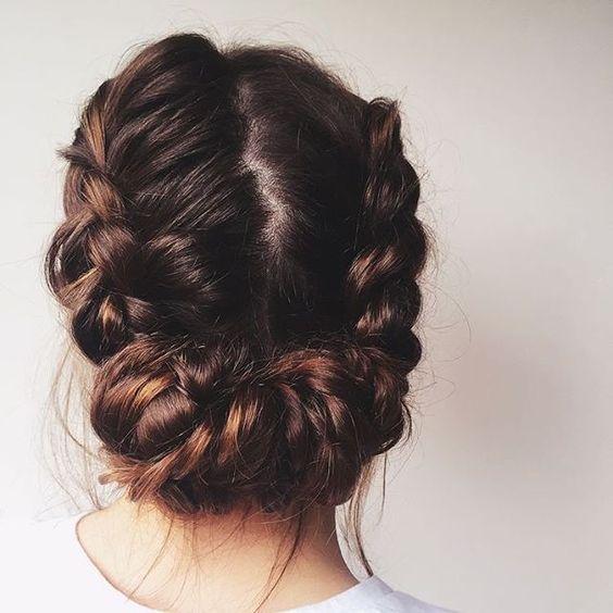 De perfecte hairdo's voor een bruiloft updo 3