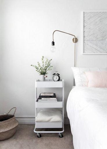 Raskog IKEA bedroom 2