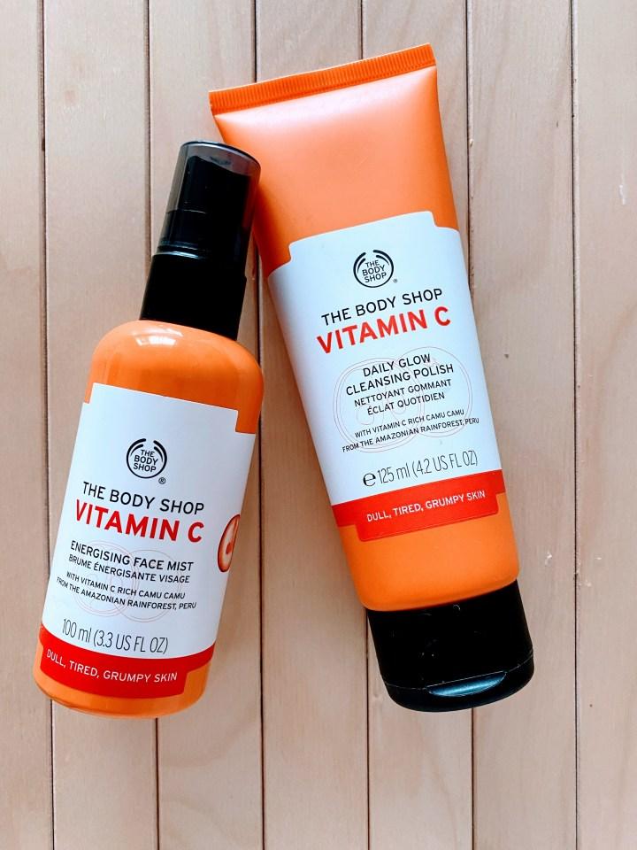 Vitamine C please