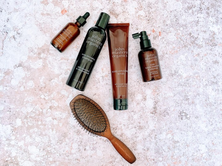 John Masters Organics Scalp collection 3