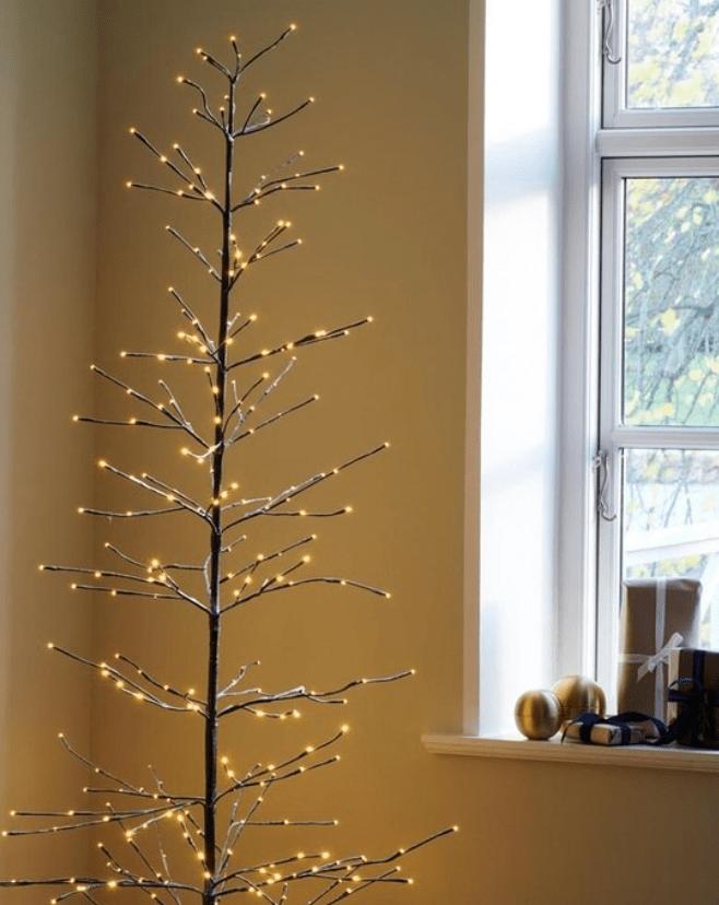 Kerstbomen, maar dan net even anders