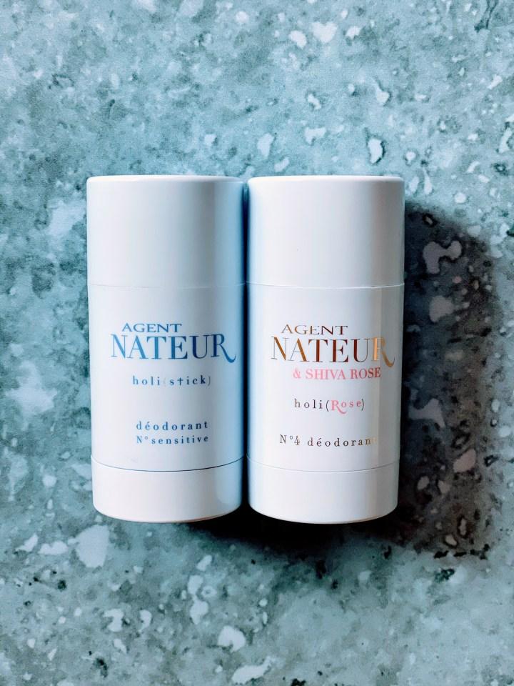 Deodorant Agent Nateur