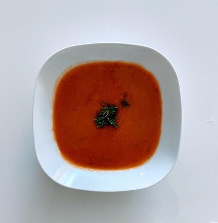 Easy peasy soep