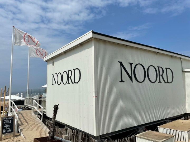 Strandtent Noord