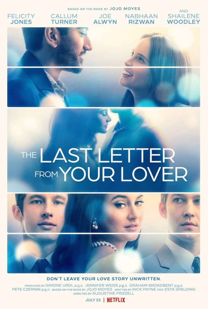 Netflix tip: The last letter from your lover