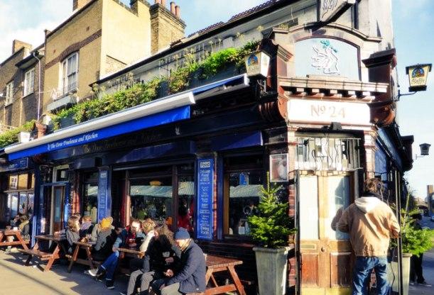 pub The Dove