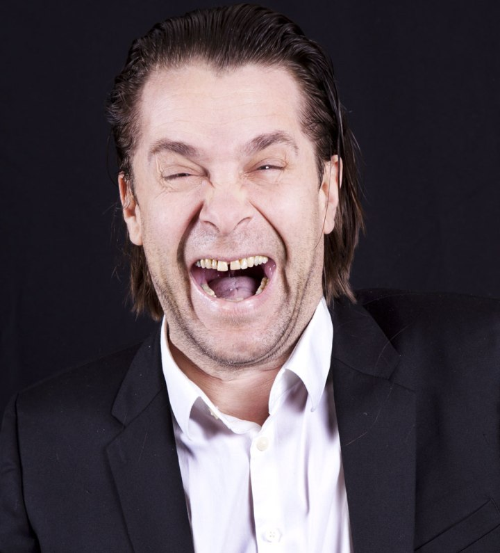 Q&A With Dutch Comedian Hans Teeuwen on The Eve of His UK autumn Tour 2016