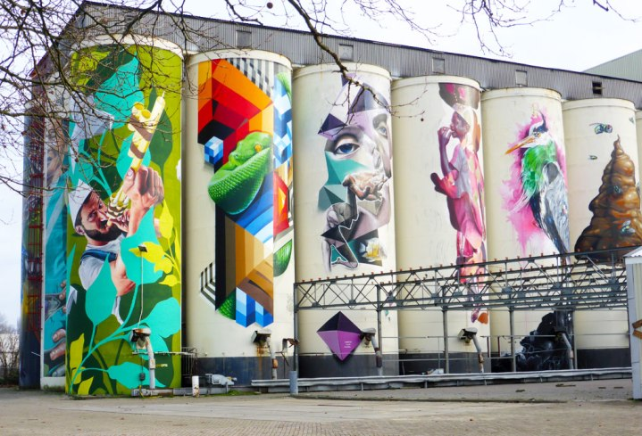 10 European Street Art Festivals in 2018 to Put on Your Calendar