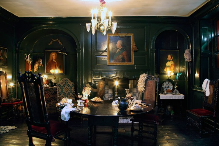 Dennis Severs' House dining room