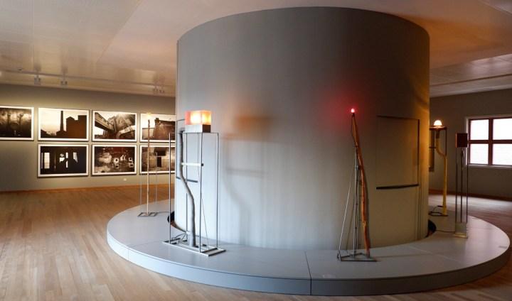 David Lynch tentoonstelling // Dutch Girl in London