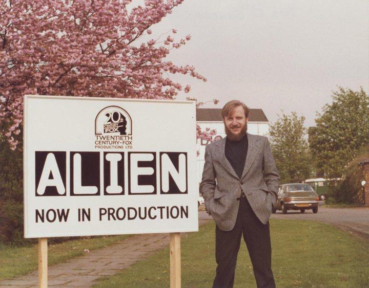 Writer of Alien Dan O'Bannon