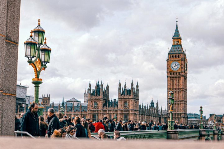 UNESCO World Heritage Sites in London, England