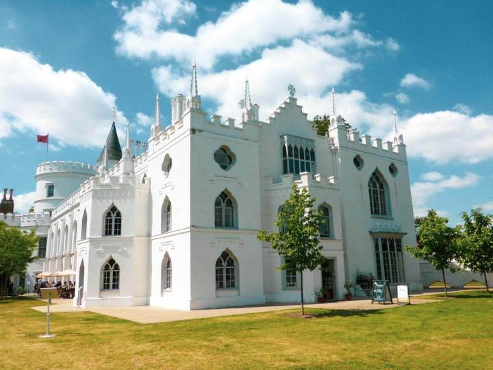 Visit Strawberry Hill House: The Birthplace of Gothic Literature