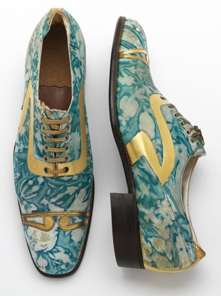Coxton Shoe Co. Ltd men's shoes (England, c.1925)