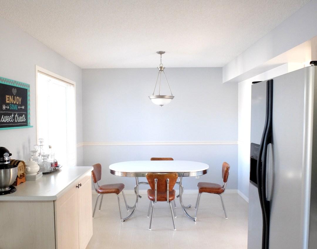 Duplex Dining Room Before | Dutchie Love