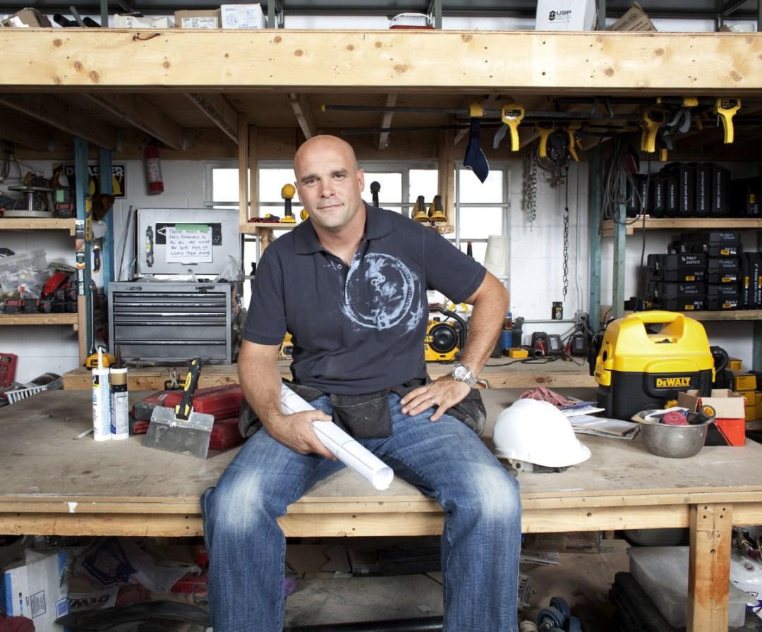 Bryan Baeumler   Edmonton Renovation Show Giveaway Winners