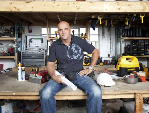 Bryan Baeumler | Edmonton Renovation Show Giveaway Winners