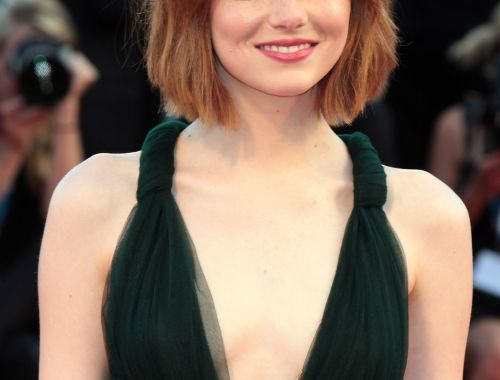 Copper Bob Emma Stone | Dutchie Love