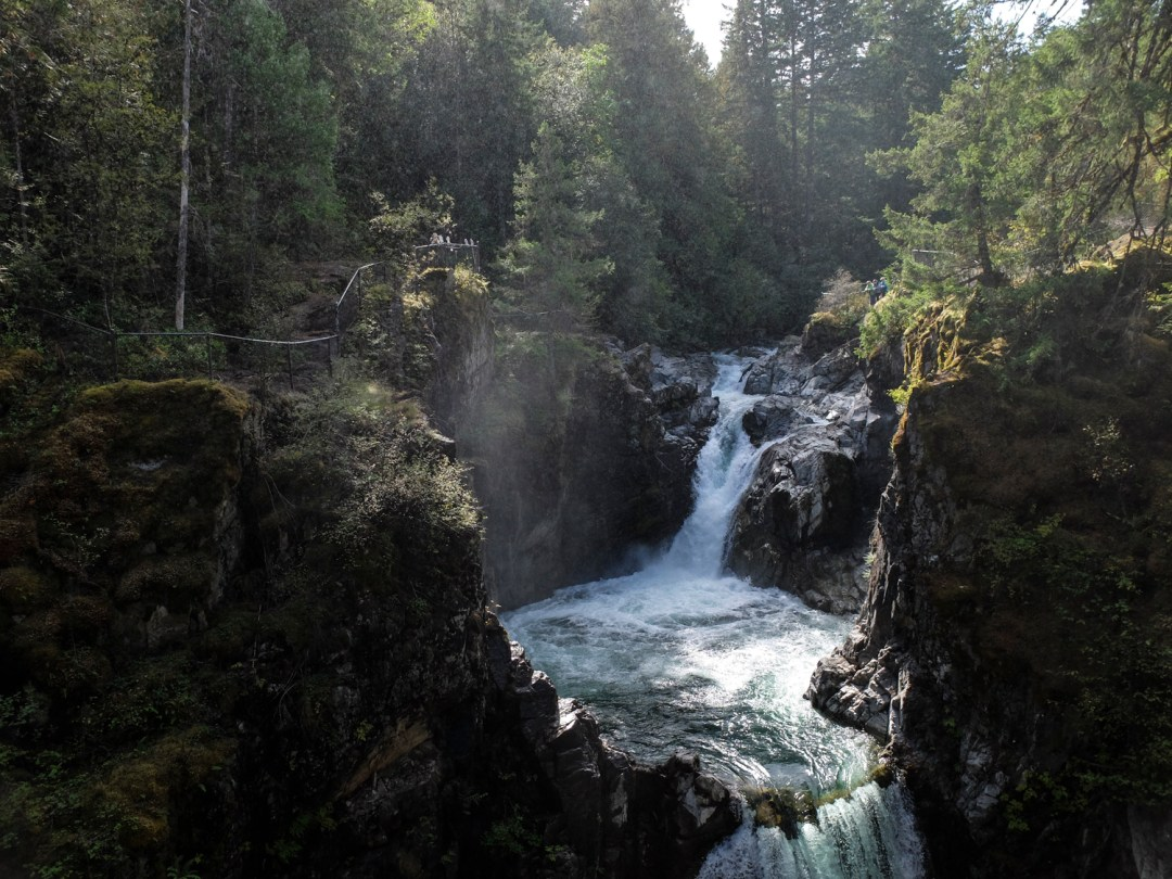 Vancouver Island Qualicum Falls | Dutchie Love