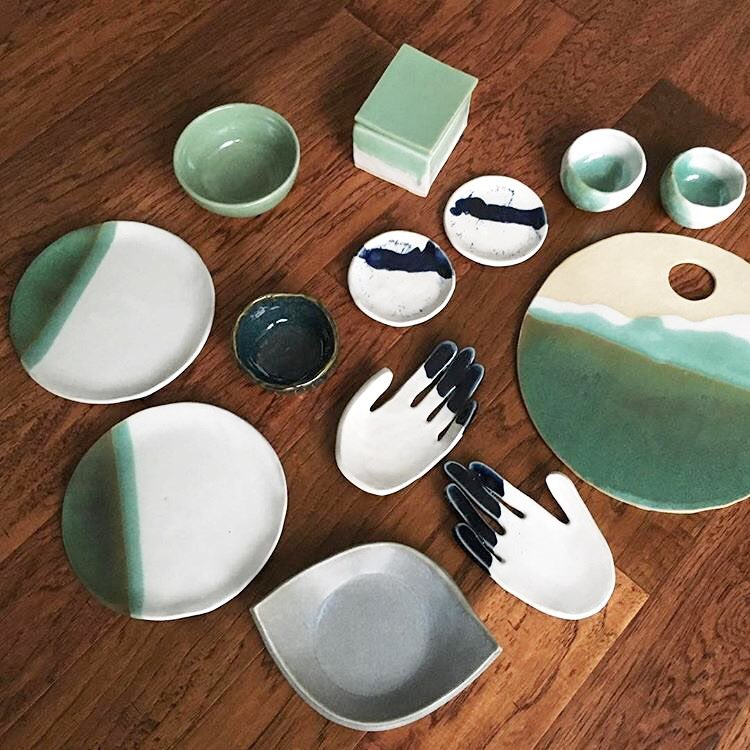 Glazing on POINT! So excited to have all of myhellip