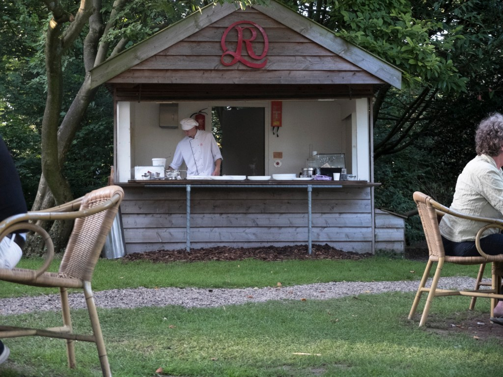 Dutch Pancakes at Teahouse Rhijnauwen Dutchie Love