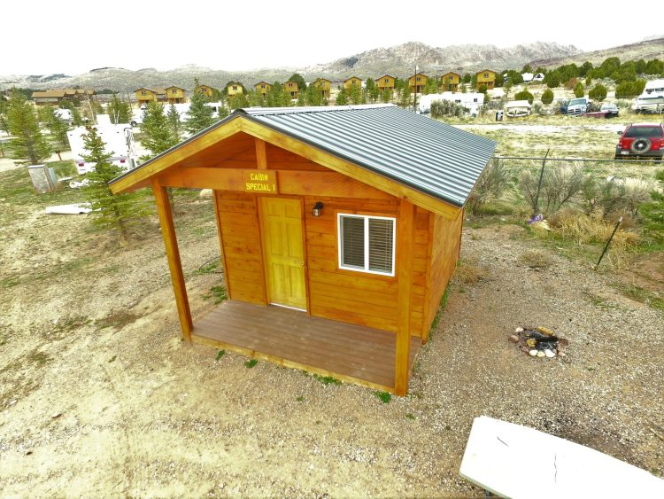Resort Cabins - Green River and Flaming Gorge Area