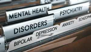 Archivo de trastornos de salud mental