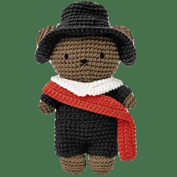 Boris crochet Night Watch