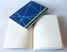 Notebook A5 'lijnenspel'