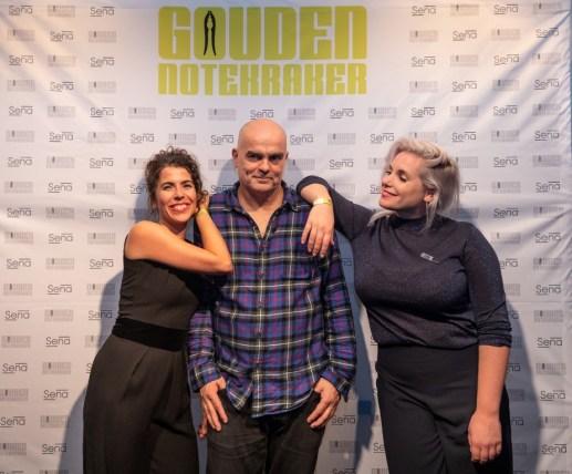 Winnaars Gouden Notekraker 2018 - Dutch Performers House
