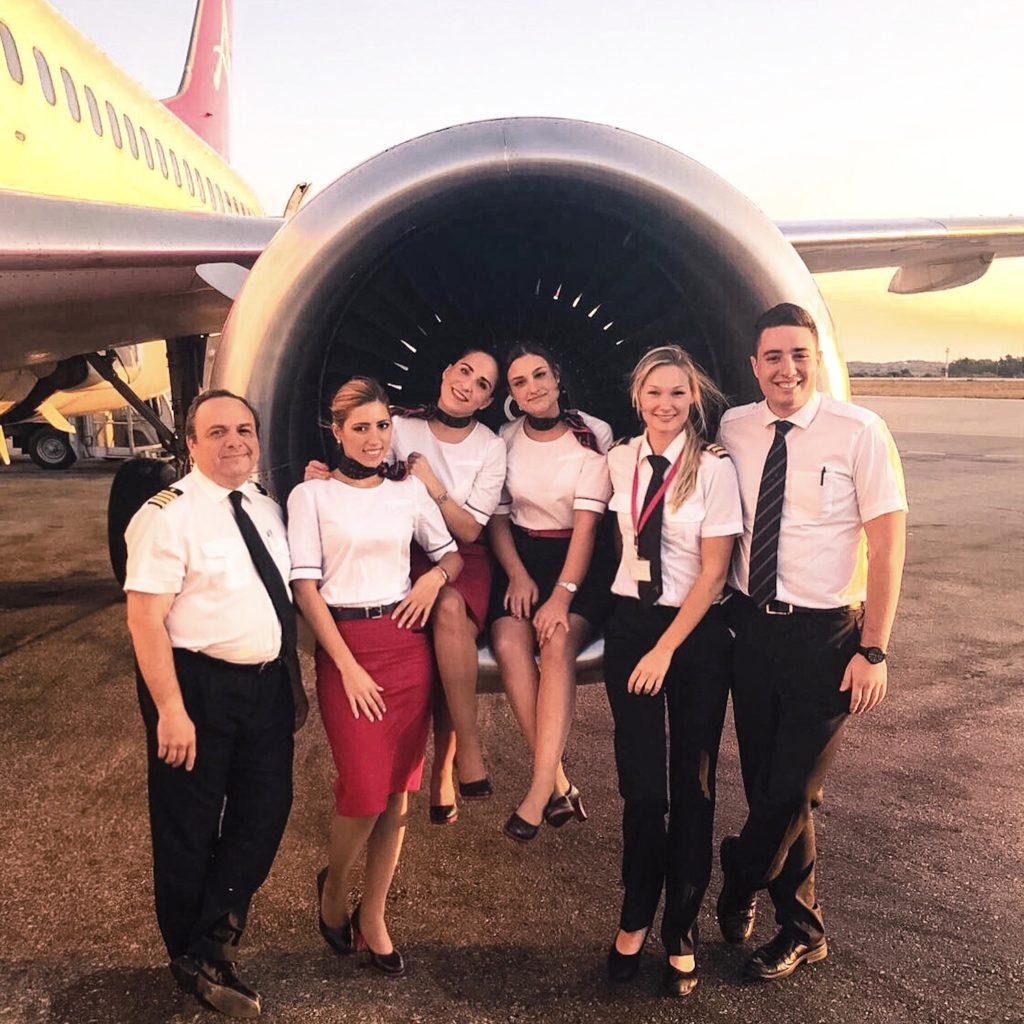 Verona - Dutch Pilot Girl - AlbaStar