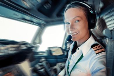 Losing an airline pilot job