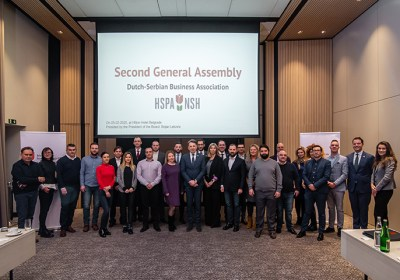 1st meeting of the Board of Directors and 2nd General Assembly in 2020.
