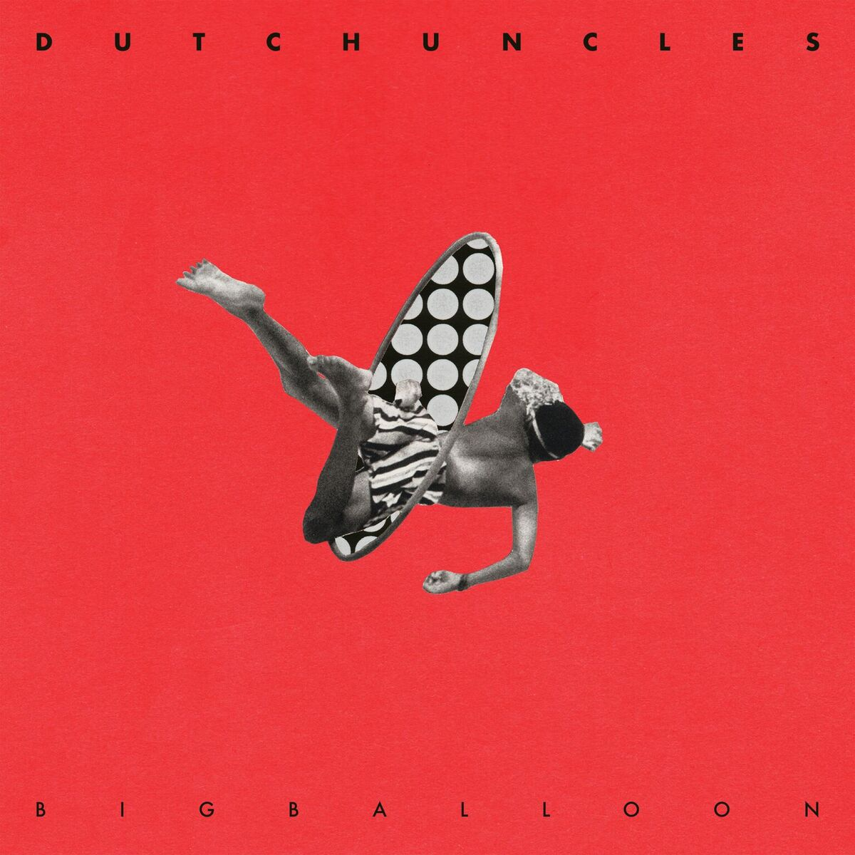 Image result for dutch uncles big balloon album cover