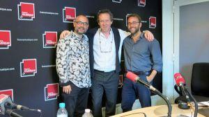 Arnaud Marzorati, Benoît Duteurtre & Pierre Cussac , studio 141, 03 juin 2017