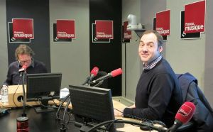 Benoît Duteurtre & Laurent Campellone , studio 141, 11 février 2017