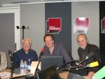Daniel Colin, Dominique Cravic, Benoît Duteurtre, 19 octobre 2013