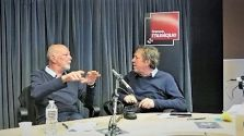 Benoît Duteurtre, Étonnez-moi Benoît, France Musique, Jean-François Kahn & Benoît Duteurtre, studio 131, 10 novembre 2018