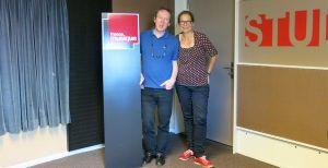 Marie Nimier et Benoît Duteurtre , studio 131, 10 juin 2017
