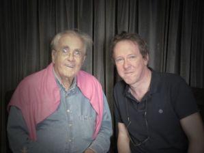 Michel Legrand et Benoît Duteurtre, 13 septembre 2014