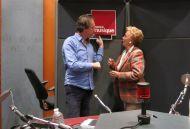 Nicole Broissin & Benoît Duteurtre, studio 155, 22 octobre 2016