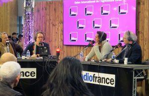 Benoît Duteurtre, Étonnez-moi Benoît, France Musique, en public du Salon de l'Agriculture, Périco Légasse, Benoît Duteurtre, Dany Brillant et Michel Loriotn 03 mars 2018