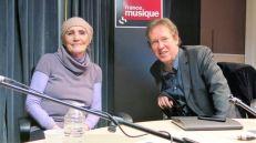 Zouzou-la-Twisteuse & Benoît Duteurtre , studio 131, 21 janvier 2017