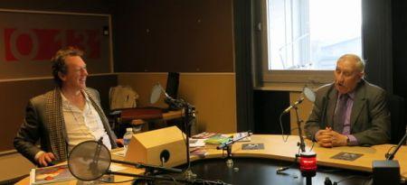 Studio 131, Benoît Duteurtre & Dany Maurice, 12 avril 2014