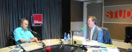 Studio 131, Guy Béart & Benoît Duteurtre, 07 juin 2014